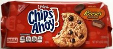 NEW Nabisco Reese's Peanut Butter Chewy Chips Ahoy Cookies FREE WORLD SHIPPING