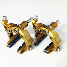 Ciamillo Zero Gravity Limited Edition Olympic Gold Alloy Ti Caliper Brakeset