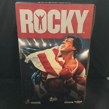 RARE HOT TOYS 1/6 SCALE 2006 ROCKY BALBOA FIGURE BRAND NEW !!! MMS19