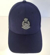Cap w/Royal Hong Kong Police Force small badges, velcro, OSFA