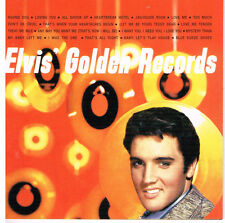 Elvis Presley - Elvis' Golden Records CD - 20 Fantastic Hit Tracks Free UK Post