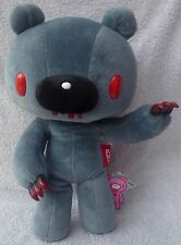 Official Chax GP TAITO Gloomy Bear Black Posable Soft Plush Toy Japan Kawaii 15""