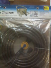 Aqueon 50' Water Changer For Your Aquarium or Pond Brand New!!!!