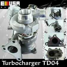 TurboCharger TD04 for 2004-2008 Subaru Forester XT Models 49377-04300 14412AA451