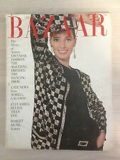"Magazine Harper's BAZAAR October 1965 ""The Allure of Austria"" Vintage Mode"