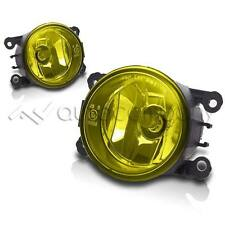 2011-2014 Acura TSX Replacements Fog Lights Front Driving Lamps - Yellow