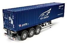 Tamiya 56330 1/14 RC Tractor Truck 3-Axle NYK 40ft Container-Trailer Kit