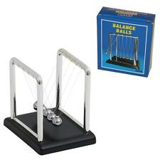 "Office Desktop ""Newtons Cradle"" Balance Balls - Christmas Stocking Filler"