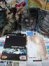 Playstation 2 PS2:Silent Hill 2 [TOP KONAMI & 1ERE EDITION] COMPLET - Fr