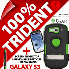 New Trident Kraken AMS Protective Hard Case Rugged Cover For Samsung Galaxy S3