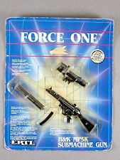 "Ertl Force One H&K MP5 SUBMACHINE GUN 1:6 Diecast Replica for 12"" Action Figures"