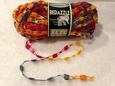1 Skein Sensations Bedazzle Yarn Multi -Color #2511-Mix with your favorite Yarn!