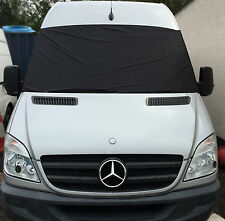 Mercedes Sprinter Motor Home Camper Motocross Van Window Screen Cover winshild