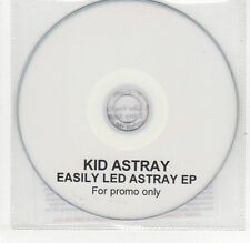 (EG853) Kid Astray, Easily Led Astray EP - 2013 DJ CD