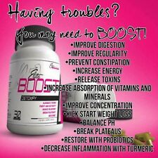 7 DAY TRIAL Boost Detox,colon cleanse, Accelerate,USE WITH SKINNY ELITE BEE