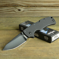 Cold Steel American Lawman CTS XHP Plain Edge G-10 Handle Lockback Knife 58ACL