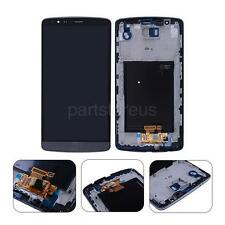 Gray LCD Touch Screen Digitizer + Frame For LG G3 D850 D851 D855 VS985 LS990