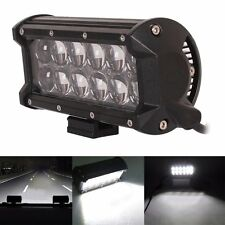 36W 4D CREE LED Work Light Bar Driving Spotlight Offroad For Jeep UTE Truck 4WD