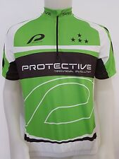 MAGLIA SHIRT CICLISMO PROTECTIVE SPORTWEAR TG.L CYCLING ITALY TEAM BICICLETTA H9