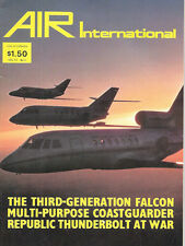 Air International V14 2 Coastguarder Falcon 50 Ball Bartoe Jetwing Kawasaki Ki64