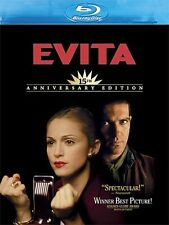 EVITA (Madonna) : 15th Anniversary edition -  Blu Ray - Sealed Region free