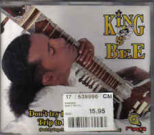 King Bee-Dont Try To Change Me cd maxi single