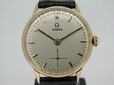 OMEGA CLASSIC 18K SOLID ROSE GOLD - Swiss Made - YEAR 1960