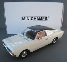 OPEL record C Coupe 1966 * Minichamps * 1:18 * OVP