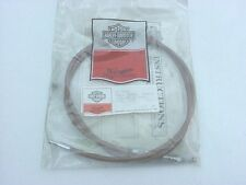 NOS Harley 91718-82 Control Throttle Cable 1976-1980 ALL Models Bronze