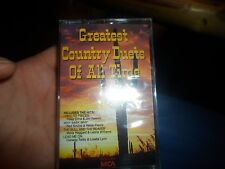 Greatest Country Duets of All Time - Patsy Cline & Jim Reeves Sealed New