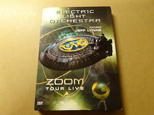 MUSIC DVD / ELECTRIC LIGHT ORCHESTRA: ZOOM - TOUR LIVE (JEFF LYNNE)