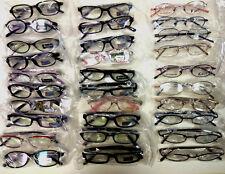 Lot of 20 Plastic+10 Metal Eyeglasses Frames for Kids_Assorted Modles