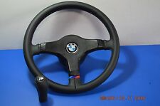 BMW E24 E28 E34 E32 M Tech 1 M technic  steering wheel REMANUFACTURED + gift