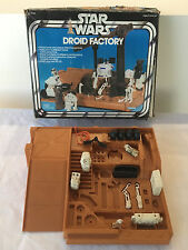 Vintage 1979 Star Wars Droid Factory w/ Original Box by Kenner