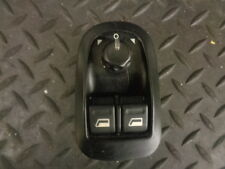 2004 PEUGEOT 206 1.1 SE 2 WAY DRIVER SIDE FRONT WINDOW AND WING MIRROR SWITCH