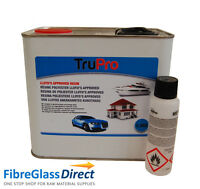 2.5kg TruPro Polyester Resin (Lloyds Approved) & Catalyst - GRP Repairs