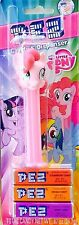 MY LITTLE PONY PEZ PINKIE PIE NEW ON SEALED CARD #sdec15-251e