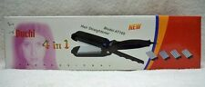 "*NEW* DUCHI AT160 PROFESSIONAL 2-1/2"" PRO 4-IN-1 HAIR STYLER / STRAIGHTENER IRON"