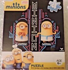 Minions 48 piece puzzle *Ages 6+ Minion Fun ~ A Movie Exclusive
