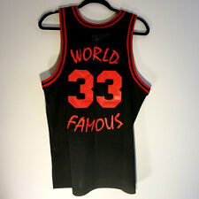 SUPREME WORLD FAMOUS BASKETBALL JERSEY TOP