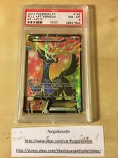 Pokemon Xerneas EX Full Art 146/146 XY Base Set PSA 8 NM-MT