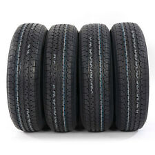 4 New ST 205/75R15 Oshion Radial Trailer Tires 8 Ply 2057515 205 75 15 R15 D