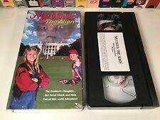 My Uncle The Alien Family Sci Fi Action VHS 1996 Hailey Foster PM Entertainment
