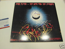 ROGER WATERS Signed Pink Floyd - THE MAN AND THE JOURNEY Album w/ PSA COA