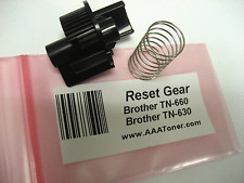 Reset Gear Kit for Brother TN-660 TN-630 TN-2320 Toner Cartridge Refill (READ) !