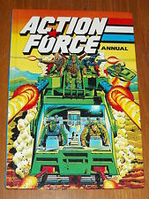 ACTION FORCE MARVEL BRITISH ANNUAL 1989