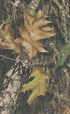 KJV UltraSlim Bible Mossy Oak Camouflage Leather Soft 8.5 Point Size NEW