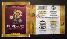 "BUSTINA PACKET PACK PANINI EURO 2012 BRASILE ""CONTIENE 5 STICKERS"""
