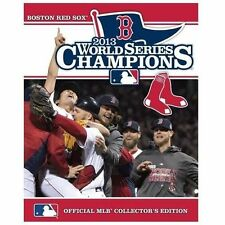 Boston Red Sox World Series Champions 2013 by MLB Official Book Fenway Ortiz