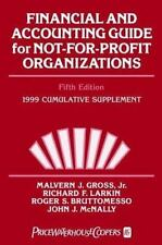 Financial and Accounting Guide for Not-For-Profit Organizations-ExLibrary